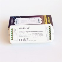 PA4 4 Channel Hight Performance Amplifier For LED Strip Light Kit