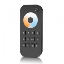 4 Zones RF 2.4G LED Color Temperature Remote controller RT7