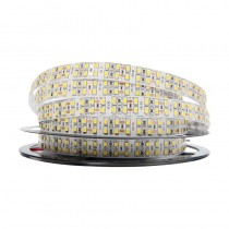 Dual Row DC 12V SMD 3528 240LED/M LED Strip 16.4ft 5M 1200LEDs Light