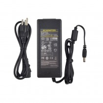 5V 10A 50W Plastic LED Power Supply Adapter Charger LED Transformer