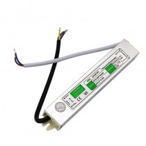 DC 24V 1A 24W Led driver waterproof IP67 Power Supply Lighting Transforme