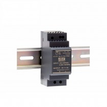 MEAN WELL HDR-30-5/HDR-30-12/HDR-30-24 Single Output Industrial DIN Rail Power Supply
