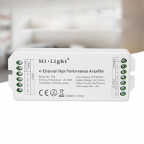 PA4 Mi.Light 4-Channel Hight Performance Amplifier For LED Strip Light Kit