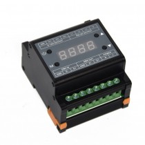 DMX303 Triac Dimmer LED Controller 3 Channels 0-10V Output