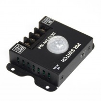 Led Controller DC 12V 24V 30A Body Infrared PIR Motion Sensor Switch