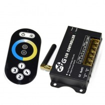 RF202 DC 5V 12V 24v Wireless Remote Control Rf Dimmer 4 Group Controller
