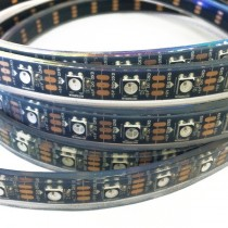 WS2811 RGB LED Strip Lights addressable IP68 Waterproof 300LEDs 16.4ft