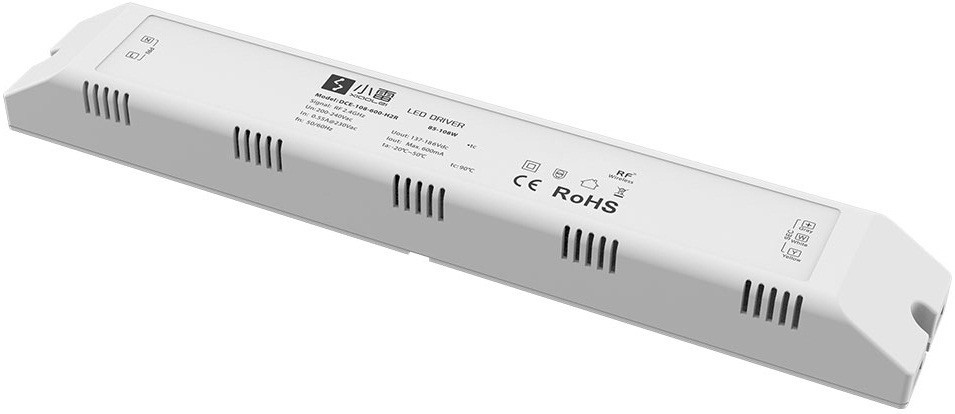 DCE-108-600-H2R Ltech Led Intelligent Tunable White Driver RF Control 2.4G Controller