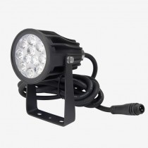 FUTC08 MiLight 6W RGB+CCT Lamp Floodlight LED Garden Light 24V Waterproof 2.4G Remote App Voice Control