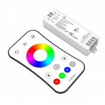 2.4GHz Wireless 3 Channel RGB LED Controller Set V3 + R8-1 For Led Strip Light Bar
