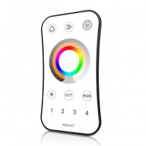 4 Zones RF 2.4G LED 5-in-1 Remote Controller R8-5