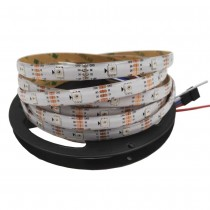 WS2815 LED Pixel Strip 30leds/m Individual Addressable 12V 150LEDs Programmable Digital Light 5M