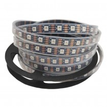 WS2815 LED Pixel Strip 60leds/m Individual Addressable 12V 300LEDs Programmable Digital Light 5M