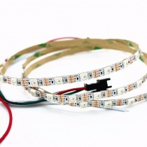 5mm SK6812 LED RGB Pixel Strip 5050 60LED/M 5V Addressable Light 1M