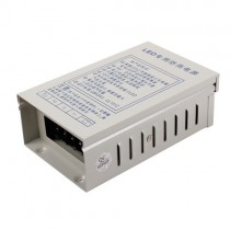 60W DC 12V 24V Rainproof Switching Enclosed LED Driver Transformer Power Supply