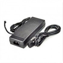 96W 4A DC 24V Plastic Shell Enclosed Power Supply Adapter For LED Strip Light