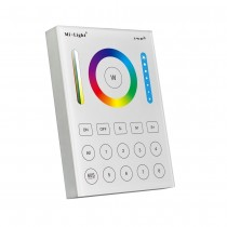 Mi.Light B8 8-Zone Panel LED Controller RGB+CCT Wall-mounted Smart RF Remote Control