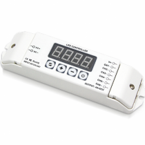 BC-356 RGB CCT Bincolor DC 12-24V WIFI Controller 6 Channel Dimmer