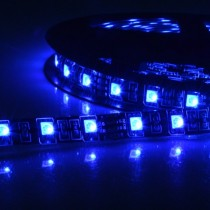 Black FPCB LED strip 5050 12V light Waterproof IP65 60LED/m 5m 300LED