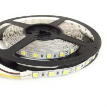 Color Temperature DC 12V 5050SMD 300LEDs 2in1 LED Strip BackLighting 16.4ft