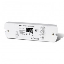 DC12-24V 4CH 5A Constant Voltage RF 2.4G Controller Receiver V4-LFor LED Strip Light