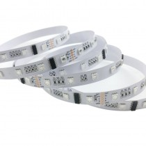 DC 24V 12V DMX512 300LEDs Programmable Flex LED Strip Lights
