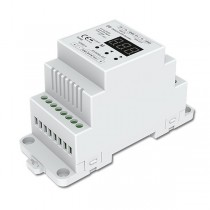 DC5-24V DMX512 to SPI Converter DS For Digital IC LED Strip