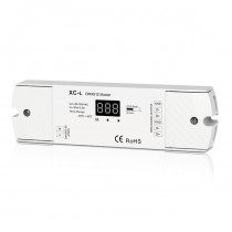 DMX512 Master Controller XC-L For Single Color Dual Color RGBRGBW Or RGB+CCT LED Lamp