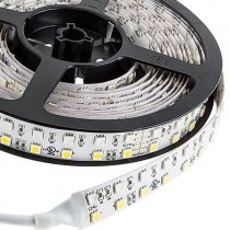 Dual Row RGBW 5050 LED Strip 5M 600LEDs 16.4ft 12V 24V Light