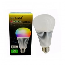 FUT012 Milight RGB+CCT LED Bulb 9W E27 Dimmable Spotlight Lamp Phone App Remote Control