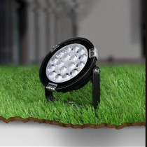 FUTC01 Mi.Light DC 24V 9W RGB+CCT LED Garden Lamp