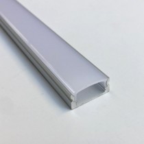 1M led Power Recessed Extruded Aluminum Profile 20pcs