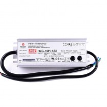 40W Mean Well HLG-40H switching power supply 3 In 1 Dimming Led Driver