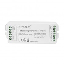 Mi light PA4 4-Channel DC12V-24V Output15A Hight Performance Amplifier