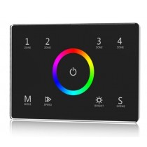 Skydance T13 IT Touch Panel 4 Zone RGB DMX512 Master RF Remote