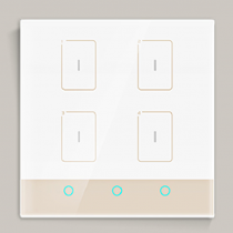 TK-RF04-A Ltech Smart Wall Switch Led Controller Home Intelligent Control Panel