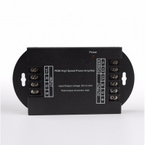 RGB High Speed Power Amplifier DC12V DC24V 3 Channels 24A