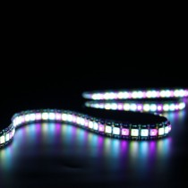RGB+Cool White SK6812 3.3ft 1m 144leds/m Addressable LED Strip 5V