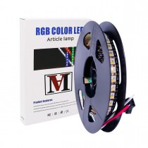 RGB+Warm White SK6812 3.3ft/1m 144leds/m Individually Addressable 5V Light