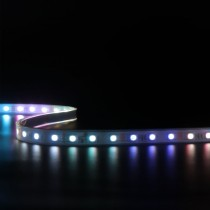 SK6812 RGB+Natural White LED Strip Lights 16.4ft 300 LEDs DC12V Waterproof