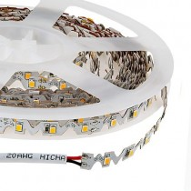 S Shape 2835 LED Strip Light Making Tight Turns 5M 300LEDs 16.4ft 12V