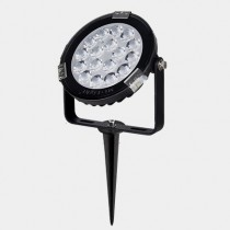 SYS-RC1 MiLight Stainless Steel+PC RGB+CCT DC 24V 9W LED Garden Light