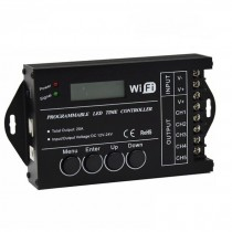 TC421 WiFi Time Programmable 5 Channel LED Controller