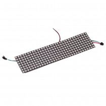 WS2812B LED Panel Screen 8*8 16*16 8*32 Addressable Pixel Light 5V
